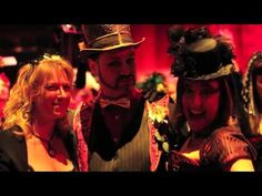 The Edwardian Ball & World's Faire | San Francisco & Los Angeles 2016