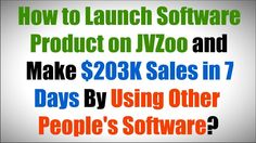 Profit Windfall Review Bonus - How to Launch Software Product on JVZoo U...