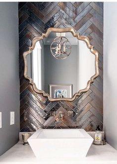 Metallic Tiles!!