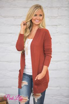 Classic cardigans like these have such a solid reputation - you'll be hanging on to these for so many seasons!
