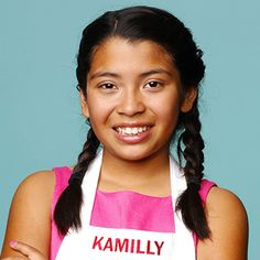 Kamilly | MasterChef Junior on FOX Masterchef Junior, Master Chef, Season 8, Chefs, Singers, Jr, Cooking, Kids, Kitchen