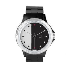 ARCDOT | black, white + pink Wrist Watches