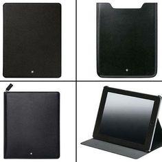 Kļūstiet par ideāla iPad aksesuāra īpašnieku no Montblanc  Станьте обладателем идеального аксессуара для IPad от Montblanc