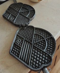 ♔ Tech. for Kitchen : Old ( USSR ) Molds for candy
