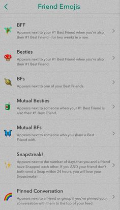 Snapchat Streak Emojis, Noms Snapchat, Names For Snapchat, Snapchat Best Friends, Snapchat Friend Emojis, Snapchat Nicknames, Instagram Emoji, Instagram And Snapchat, Instagram Quotes