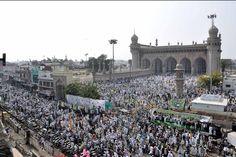 Thousands participate in Milaad-un-Nabi 2013 procession in old city # MILAD # MEELAD # MAULUD # MEVLID # HYDERABAD Rabi Ul Awwal, Eid Milad Un Nabi, Celebration Around The World, Old City, World Cultures, Hyderabad, Muslim, Paris Skyline, Dolores Park