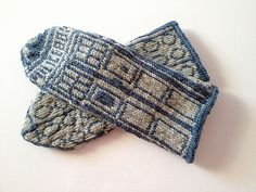 Ravelry: Bigger on the Inside pattern by ampersand designs