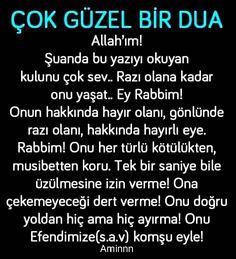 Âmin Allah razı olsun kardeşim ben de aynı duayı senin için Allah'tan diliyorum