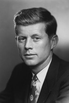 "John F. Kennedy (president) - Died November 22, 1963. Born May 29, 1917. Presided over ""Camelot,"" the Bay of Pigs, foundation of the Peace Corps, first American into space and the promise to land a man on the moon by 1969."
