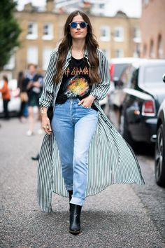 Ways to Style Your Vintage T-Shirts That Aren't Worn Out