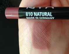 nyx slim lip pencil prune - Google Search