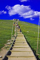 Done! Trail Ridge Road Stairway to the Clouds
