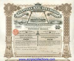 Egyptian Mail Steamship Co Ltd