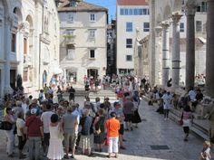 Split... #travel #Croatia