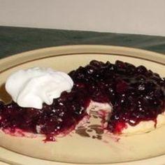 Fresh Blueberry Pie II - Allrecipes.com
