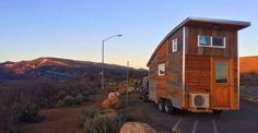 I Could Not Resist Looking Inside This Tiny House on Wheels, Can You