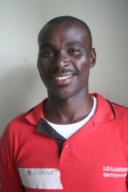 Meet YPARD mentee: Samuel Murage   YPARD   Young Professionals for Agricultural Development