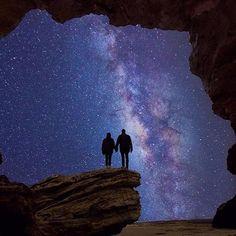 Milky Way. Great Ocean Road, Victoria, Australia ~ Photograph By @jarrahd