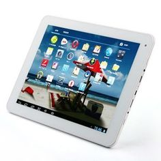 Nextway F9X Quad Core 9.7 Inch Android 4.1 Retina IPS Screen A31 Tablet PC 2G Ram 16GB HDMI