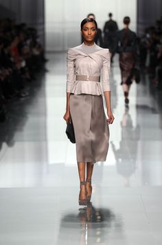 Look N° 3 / Autumn-Winter 2012 / Collection / READY-TO-WEAR / Woman / Fashion & Accessories / Dior official website