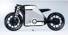 HON Cafe Racer Prototype by Artem Smirnov #motorcycles #caferacer #motos | caferacerpasion.com