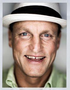 Woody Harrelson | by Mark Mann