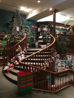 The Spirit of Christmas- Banff Christmas Shop - Christmas Shops around the World