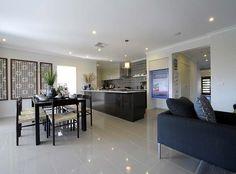 Dining Room Tiles  Stratos Mocca Polished 300X300 Maxfl7049 Fascinating Dining Room Tile Inspiration