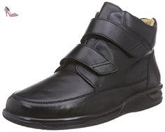 Ganter  SENSITIV KURT, Weite K, Bottes Classics courtes, doublure froide homme - Noir - Noir (0100), 39 - Chaussures ganter (*Partner-Link)