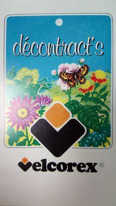 Etiquette Velcorex - Collection décontract's