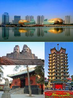 Zhengzhou - Wikipedia, the free encyclopedia
