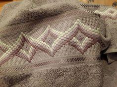 Resultado de imagen de bargello bordado