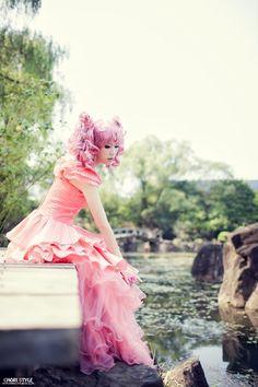 Chibi Usa   Sailor Moon S #cosplay #anime #manga
