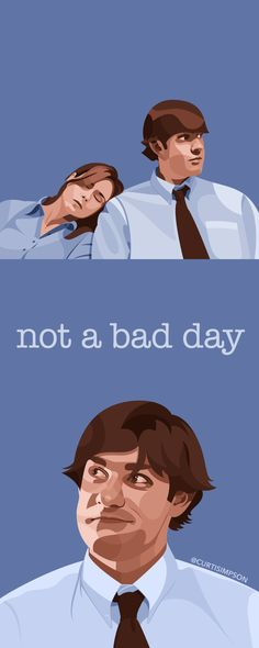 I made some fan art of early Jim and Pam - DunderMifflin Pam The Office, Best Of The Office, The Office Show, Office Fan, Os Sopranos, Funny Happy Birthday Wishes, Funny Birthday, Birthday Greetings, Office Jokes
