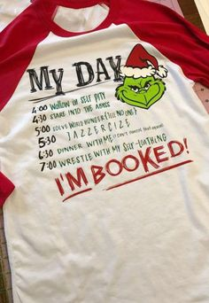 How The Grinch Stole Christmas tee shirt