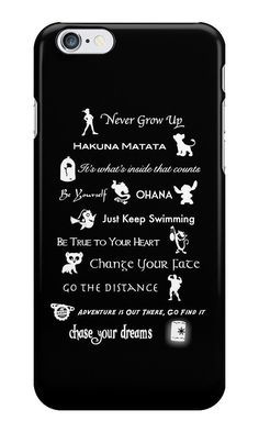 You'll Be Wishing on a Star For These Magical Disney iPhone Cases: With these enchanting iPhone cases, we can relive and embrace our Disney nostalgia daily — because we're never too old for these classic characters and quotes.
