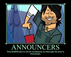total drama don - Google Search