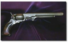 The Republic of Texas was one of the earliest customers of a New England gun maker, Samuel Colt. Colt had invented a fragile .36 caliber five-shot revolver, a weapon Hays and his men used with deadly effect in defense of the Texas frontier. No longer would his men have to pause in battle to reload single-shot pistols and rifles while the Indians continued firing arrows. Colt built his reputation on the use of his weapons by the Texas Rangers. One of Hays' men, Samuel H. Walker, made some…