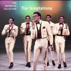 Bate-Boca & Musical: The Temptations - The Definitive Collection (2008)