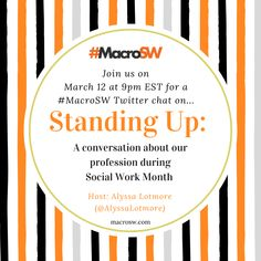 Standing Up: A conversation about our profession during Social Work Month Mental Health Services, Social Work, Looking Back, Stand Up, Vulnerability, Sentences, Physics, Conversation, This Is Us