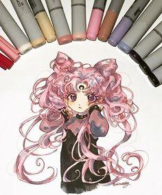 Curly hairs after bathin' <Ref from Zerochan (page) Credit to ©︎Inhye > #drawing #copicdrawing #copic #blacklady #ブラックレディ #smalllady #うさぎ #chibiusa #chibiblacklady #chibiusagi #ちびうさ #princess #sailormoon #prettyguardiansailormoon #美少女戦士セーラームーン #sailormoonfanart #hair #blackmoon #manga #mangartist #anime #animegirl #animearttr #animeartshelp #animeartassistant #sailormoonart #support_anime_artists #unseen_artists_help #animeartshoutouts