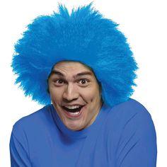 Wig Fun Wig Blue