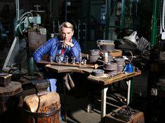 Wolfgang Joop for Wiener Silber Manufactur, Photo: Peter Rigaud Wolfgang Joop, Culture, Table, Tables, Desk, Tabletop, Desks