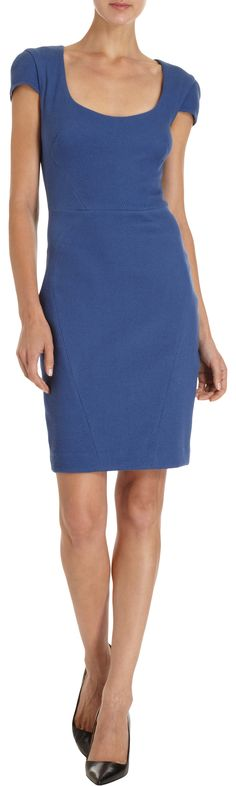 L'Agence Fitted Dress at Barneys.com