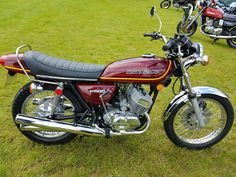 Beautiful Kawasaki KH500 you wont find a better one than this