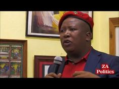Julius Malema speaking of  Political Connections in Tottenham part2