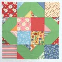 Crossroads Quilt Tutorial
