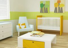 Striped Wall Paint Ideas | December 2, 2010 in Paint and painting , Walls with 3 Comments