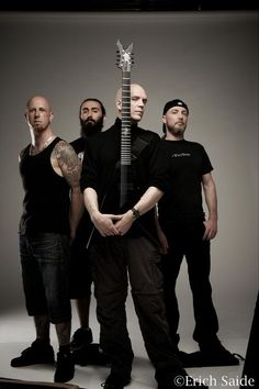 Picture of Devin Townsend Project