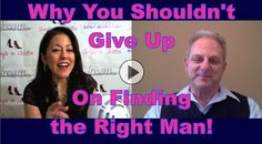Dating Coach for Women: How to Find the Right Man - Get dating advice for women & dating tips for women from a top dating coach for women & matchmaker. Dating Tips For Women, Dating Advice, Couple Relationship, Relationships, Dating Coach, The Right Man, Great Videos, Tell The Truth, Single Women